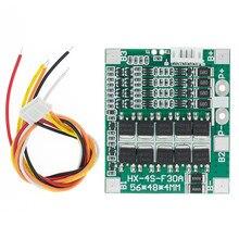 Batterie Lithium-ion 14.8 d'origine 4s 30A 18650 V, Packs BMS, circuit intégré avec câble, circuit imprimé de Protection PCB
