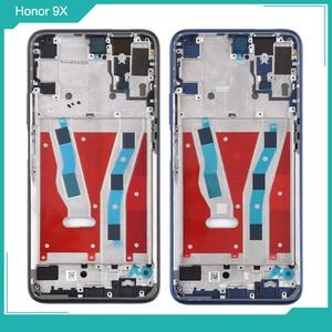 Image 3 - Netwarm غطاء لوحة بإطار مركزي ، لهاتف Huawei Honor 8 / Honor 8x / Honor 9 / Honor 9i / Honor 10 / Honor 10 Lite