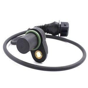 Image 5 - ใหม่Camshaft Cam Intake Sensorตำแหน่งสำหรับBMW E46 E39 E60 E61 E65 E66 E83 E53 E85 OE 12141438081 12147539165