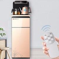 Dispensador de Água potável Em Casa Vertical Automática Cano de Água De Resfriamento e Aquecimento Chá Bar Máquina de Controle Remoto Inteligente