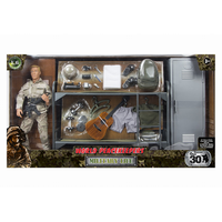 1/6 World Peacekeepers action figure military life scene model children's toys high end gifts