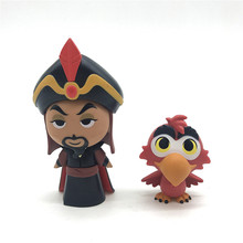 Mystery Minis Lotso Jafar & Bird Exclusive Movie Model Character Vinyl Doll Action Figure Collection Gifts No Box rocks alice cooper hot topic 68 69 music model character vinyl doll action figure collection no box