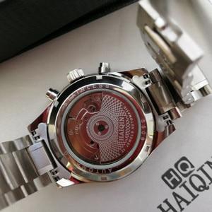 Image 5 - HAIQIN mens/mens watches top brand luxury automatic/mechanical/luxury watch men sport wristwatch mens reloj hombre tourbillon