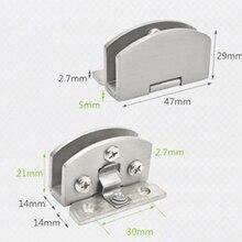 Шарнир для стеклянной двери, легко установка, мебельный шкаф, шкаф, ворота, зажим, поддержка, дисплей, аппаратные петли