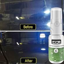HGKJ-6 hidrofobik kaplama Anti Scratch oto boya dolgu macunu bakım parlatma Spot pas Nano seramik kaplama araba boya boya temizleyici