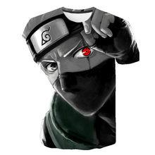 3D printing super cute boys and girls T-shirt, funny cartoon pattern, beautiful casual clothes top, street fashion custom short