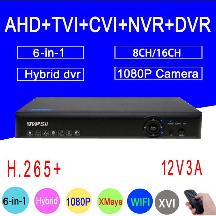 1080P / 960P / 720P / 960H Կապույտ ճառագայթային - Անվտանգություն և պաշտպանություն
