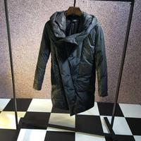 Owen seak Men Parkers Cotton Jackets Gothic Style Men's Clothing Trench Winter Women Dust Coats Windbreaker Black Cotton Jackets