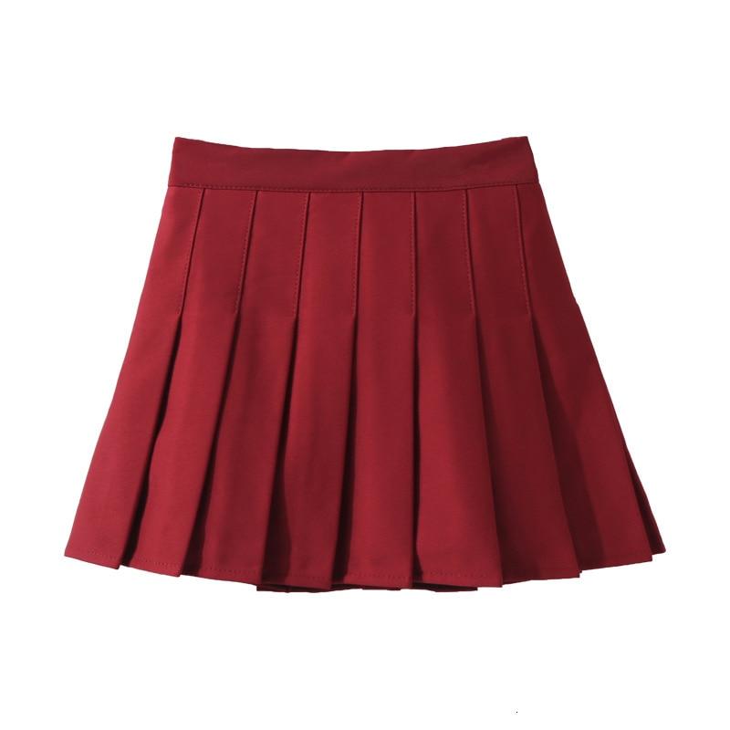 Mère et fille vêtements enfant en bas âge enfants jupes plissées printemps école jupe adolescente vêtements bébé jupe été 2020