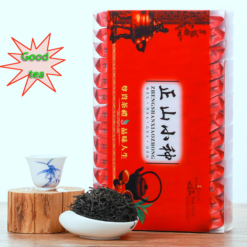 500g ZhengShanXiaoZhong Superior Oolong Tea The Green Food For Health