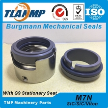 M7N 32 , M7N/32 G9 , M7N/32 G91 TLANMP Burgmann Mechanical Seals for Shaft size 32mm Pumps with G9 / G91 Stationary seat