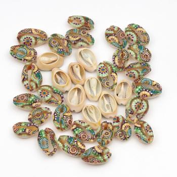 10 sztuk wzór Vintage Conch Coquillage rzemiosło naturalne morskie muszle do tworzenia biżuterii dekoracje dla domu Diy powłoki wystrój plażowy tanie i dobre opinie Zwierząt Organiczny materiał Japan style B04154 10-20mm Natural Sea Shells Shells For Jewelry Making Handmade Home Decoration