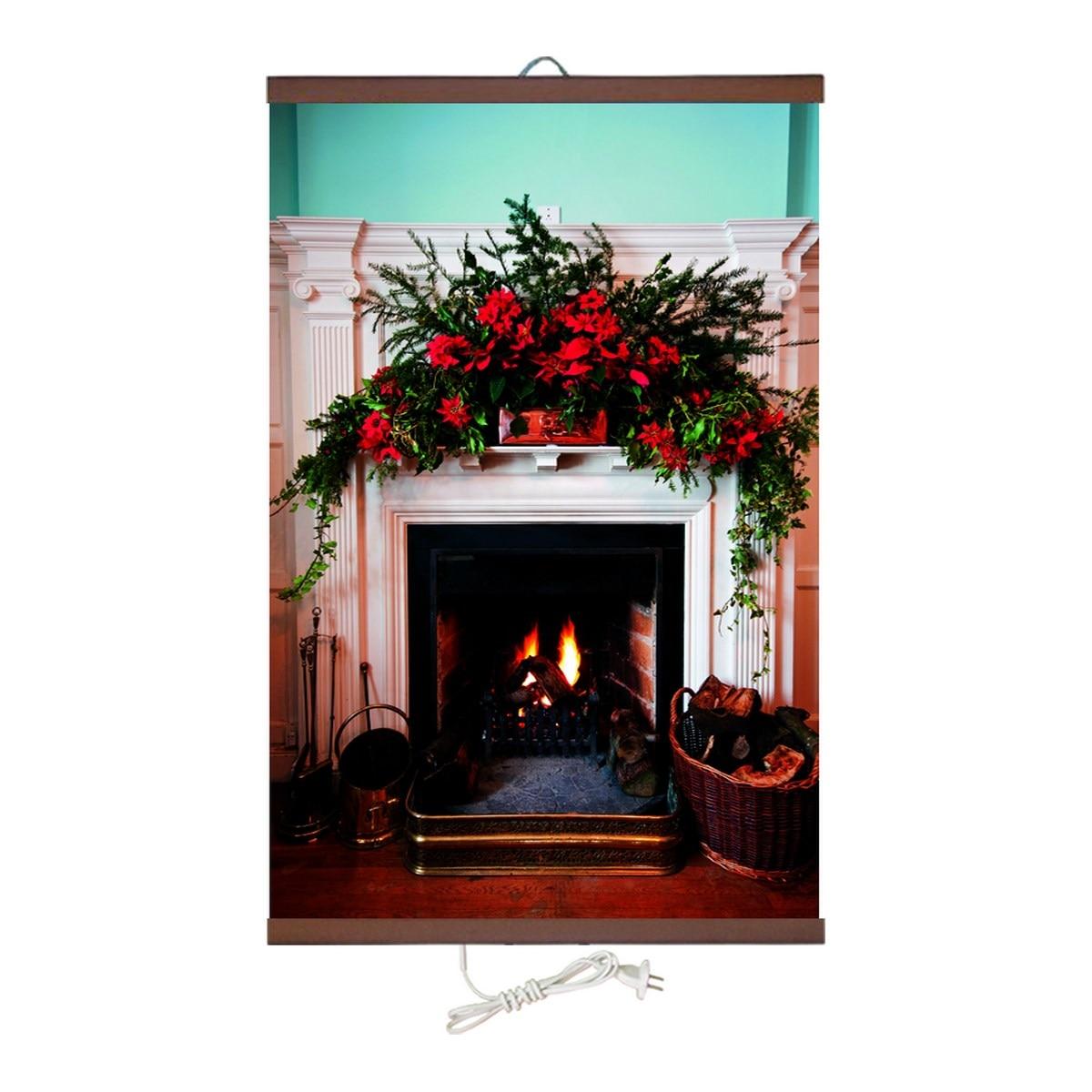 Flexible Heater Wall Fireplace 400 W (EE 448/2) (K)