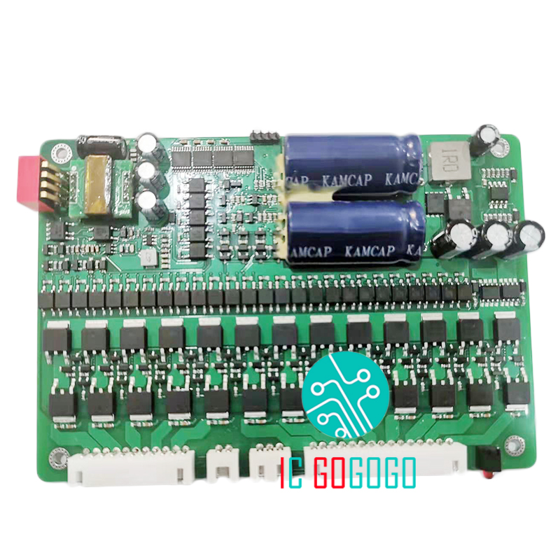 Image 3 - CAN Bus RS485 Protocol Temp 1A 2A Balance Battery Active Equalizer Bluetooth 2S ~ 24S BMS Li ion Lipo Lifepo4 LTO Balancer JKBattery Accessories   - AliExpress