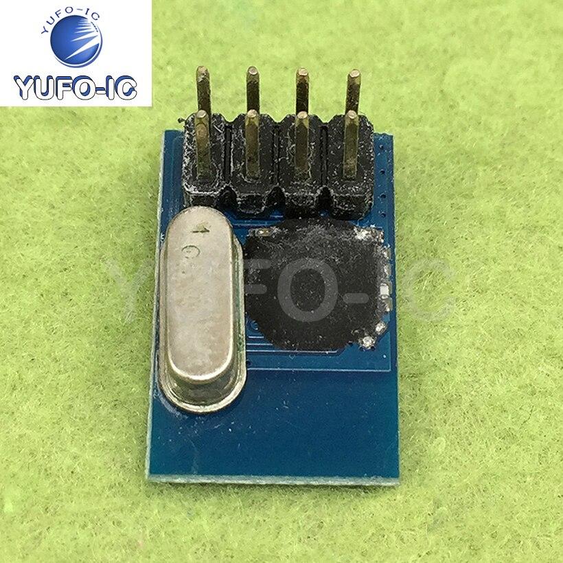Бесплатная доставка, 5 шт., 2,4G беспроводной модуль класса NRF 24l01 + Интегральные схемы      АлиЭкспресс