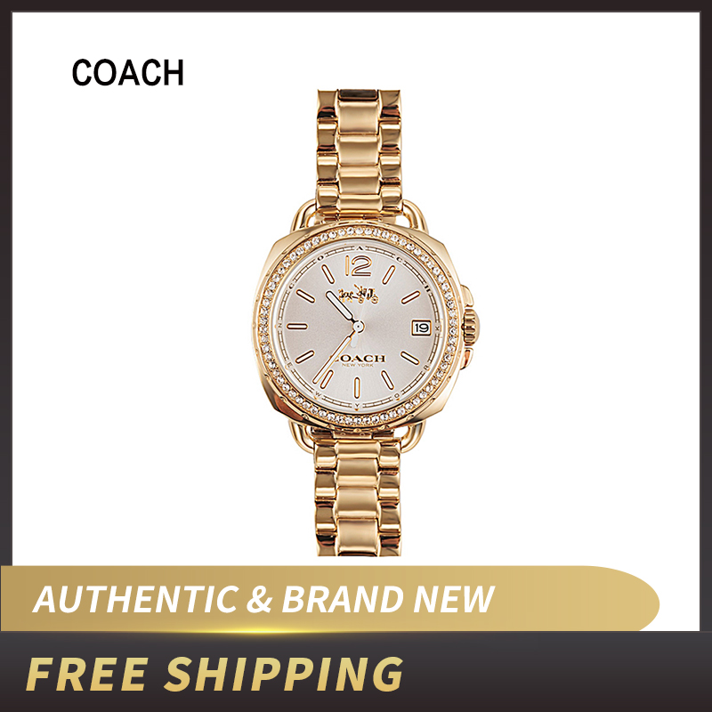 Authentic Original & Brand New COACH  ULTRA  STRAP WATCH 14502589/14502951