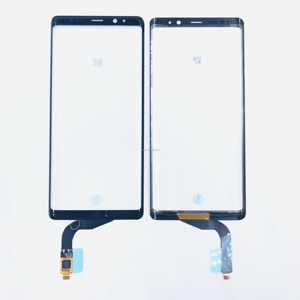 Image 5 - Novecel do Samsung Galaxy S8 plus G955 Note8 N950 ekran dotykowy Panel szkło Digitizer czujnik szklany ekran dotykowy wymiana