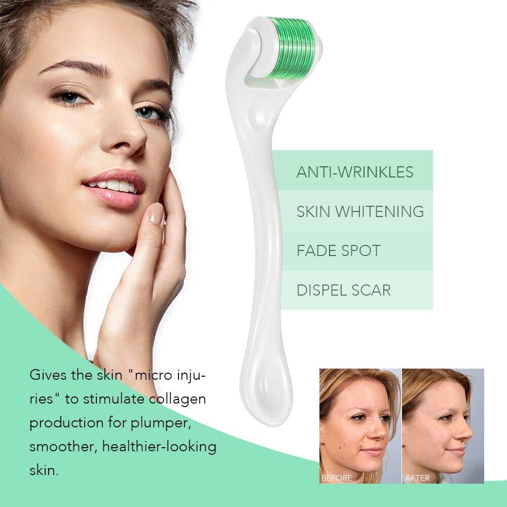 Neutriherbs Derma Roller with Vitamin C Serum DRS540 Micro Needles DermaRoller Microneedle for Skin Care
