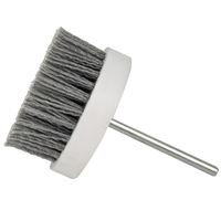 1 Pcs 80x35x6Mm Nylon Draht Polieren Pinsel Rad Bohrer Schleifen Kopf Für Holz Carving Möbel-in Polierpads aus Werkzeug bei