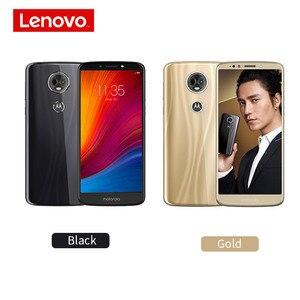 Image 4 - グローバル rom 携帯電話モト E5 プラス 4 ギガバイト 64 ギガバイトのスマートフォン 6.0 フル画面オクタコア携帯電話 2.5D ガラス体 5000 3000mah のバッテリー