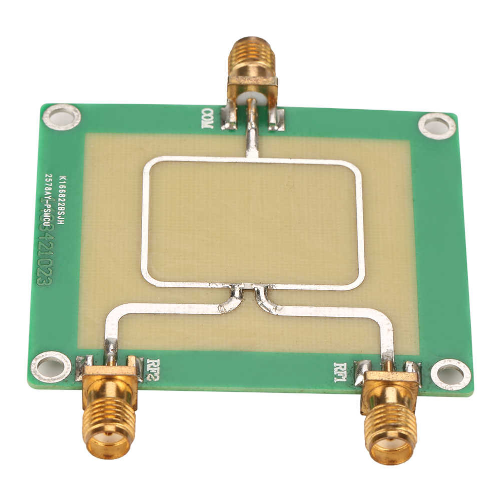 30-1000MHz Frequentie RF Power Splitter 2-Manier Divider Combiner Divider Combiner Signaal Power Splitter Microstrip Power divider