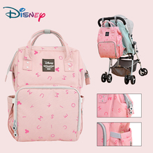 Disney Orignal Brand Maternal Bag For Nappies Fashion Large Capacity Multifunction Baby Mom Diaper Backpack Travel