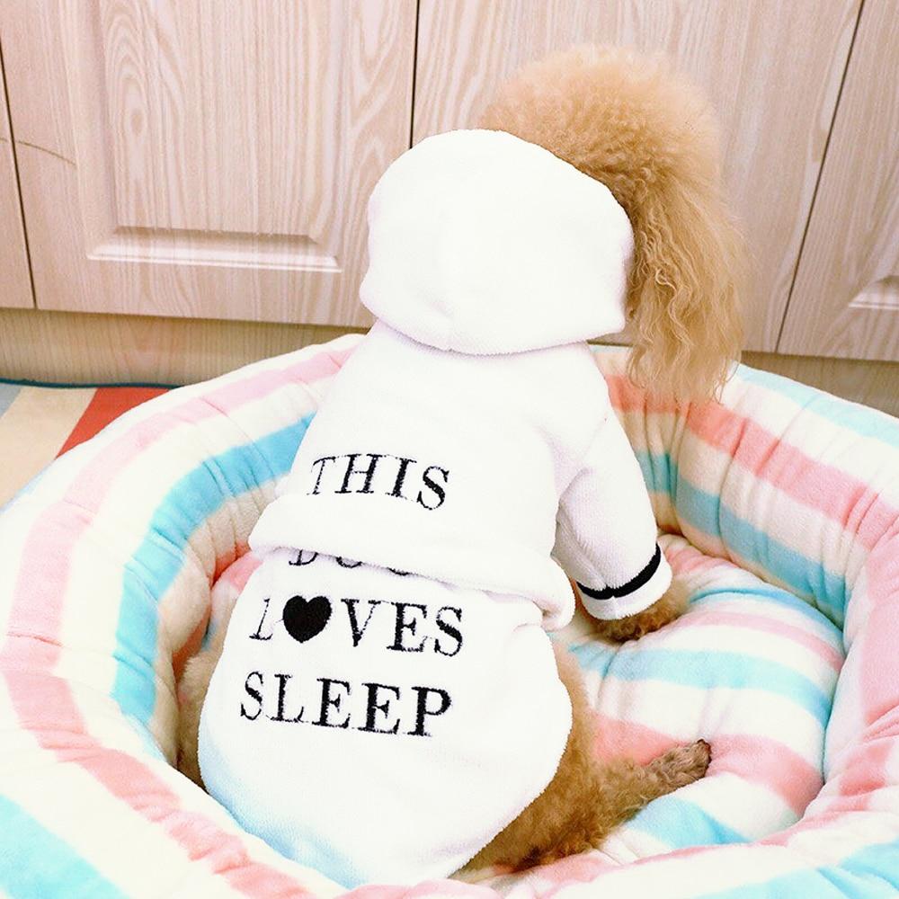 Köpek pijama