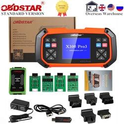 OBDSTAR X300 PRO3 Standard Immobiliser Odometer EEPROM for Toyota G & H Chip All Keys Lost Lifetime Free Upgrade