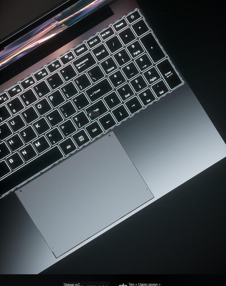 Ryzen R7 2700U Computer  6