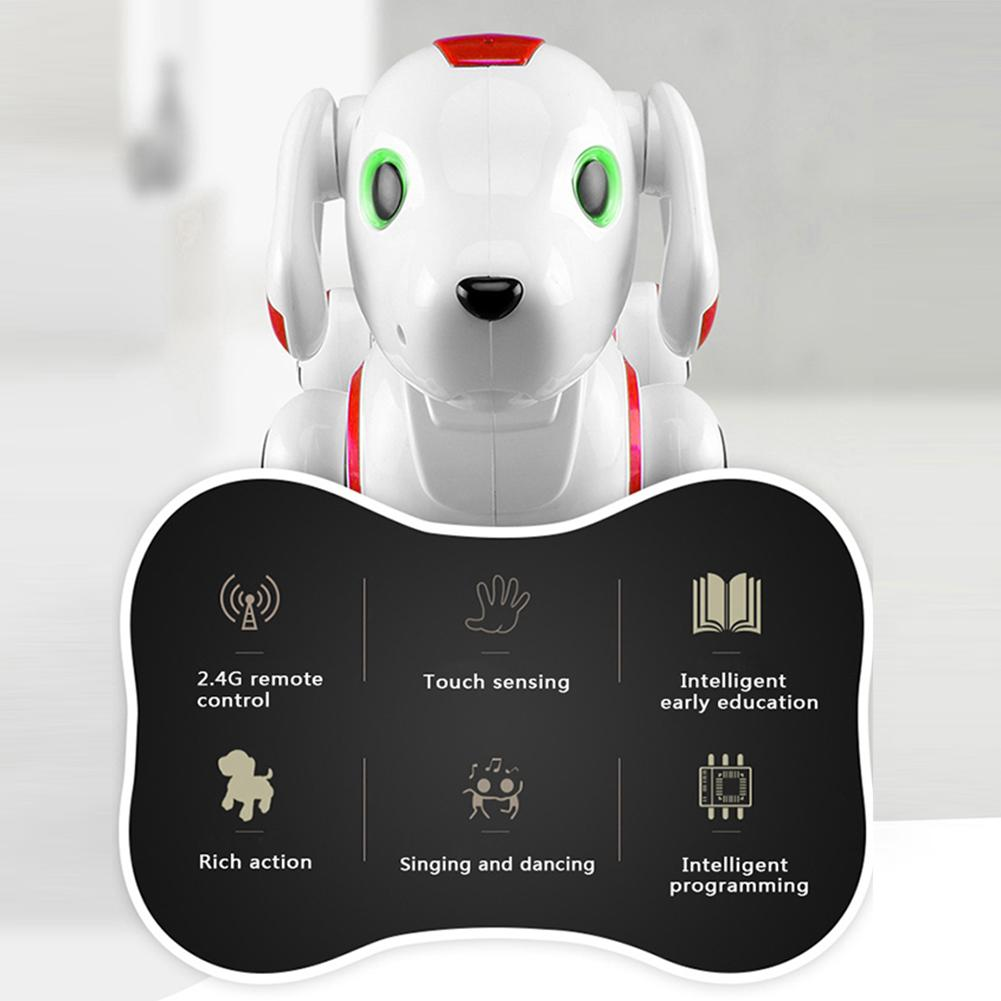 do cão animal estimação eletrônico engraçado interativa