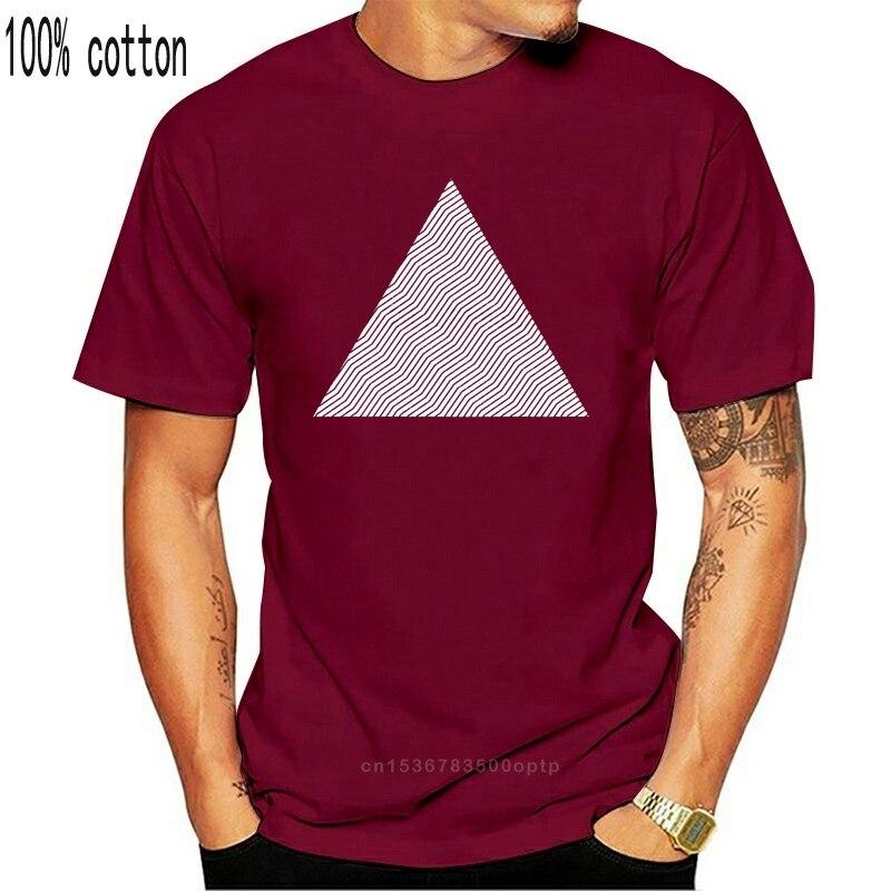 Minimale geometrische 71 t hemd männer Entwicklung baumwolle S-3xl einfarbig Interessante Neue Stil Frühling Neuheit t-shirt