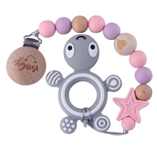 Baby Care Universal Holder Leash For Pacifiers Nipples Clip Infant Child Star So