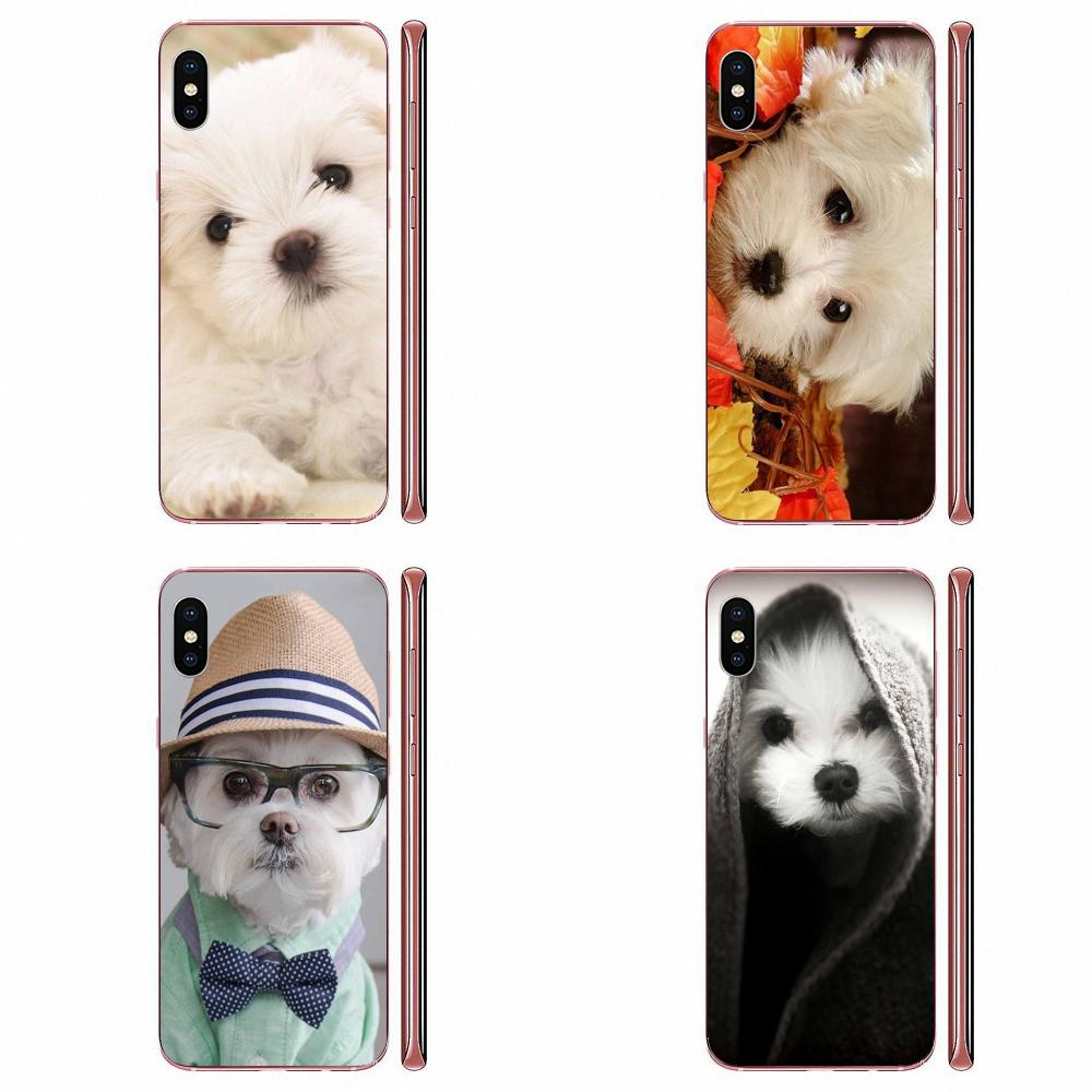 Awesome I Love My Maltese <font><b>Dog</b></font> For <font><b>Samsung</b></font> <font><b>Galaxy</b></font> J1 J3 J4 J5 J6 J7 A10 A20 A20E <font><b>A3</b></font> A40 A5 A50 A7 2016 <font><b>2017</b></font> 2018 Cute <font><b>Phone</b></font> <font><b>Case</b></font> image