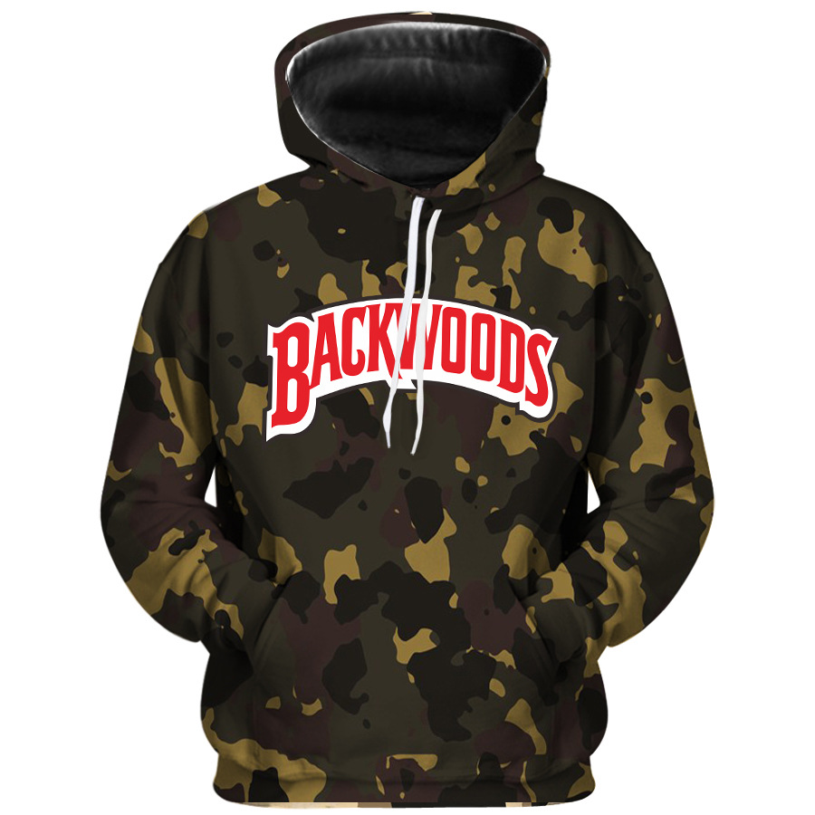 Mens Hoodies Gray Girl Camo Camouflage Casual Dri Fit Fitness Long Sleeve Sweater