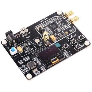Módulo 35 m do gerador do sinal da placa de desenvolvimento adf4351-sintetizador da frequência da fonte de sinal do rf de 4.4 ghz