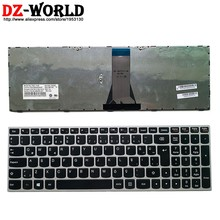 Новая Оригинальная клавиатура для ноутбука с индейкой для Lenovo E51-35 80 30 B70-80 B71-80 Z50-70 75 80 Z51-70 series 5N20H03435