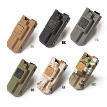 Outdoor travel first aid kit EDC storage bag EMT tourniquet box MOLLE system camouflage tactical medical kit