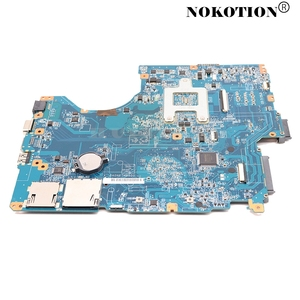 Image 2 - NOKOTION A1784741A PCG61611M DA0NE7MB6D0 DA0NE7MB6E0 laptop motherboard for SONY VAIO vpcee series HD4200 Main board free cpu