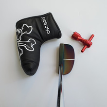 TopRATED X-PROTOTYPE No.6 Putter X-PROTOTYPE Golf Putter Golf Clubs 33/34/35 Inch Steel Shaft with Head Cover