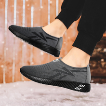 Casual Shoes Training Cotton Men's Fashion New Outsole Comfortable Warm And Plus