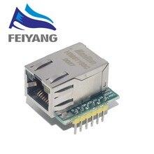 Smart Elektronik USR-ES1 W5500 Chip Neue SPI um LAN/ Ethernet Konverter TCP/IP Mod