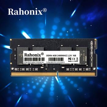 DDR4 laptop memory ram 8GB 16GB 2400 2666MHz memories 4GB 2133 2400mhz sodimm Rahonix ddr4 notebook memoria high performance
