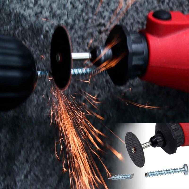 Cutting-Discs Grinding-Wheel Circular-Saw-Blade Dremel Abrasive Rotary Metal Sanding