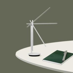 Image 5 - 2020 nouveau Yeelight pliable bureau liseuse Z1Pro 5 vitesses réglable rotatif type c rechargeable synchronisation LED lampe de Table