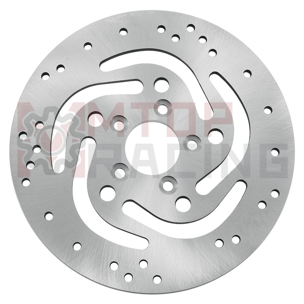Front Brake Disc for Harley Davidson XL1200 SPORTSTER XLH1200 XR1200 FLSTC FXLR 1340 FXSTS 1340 SPRINGER SOFTAIL Brake Rotor|Discs  Rotors & Hardware| |  - title=