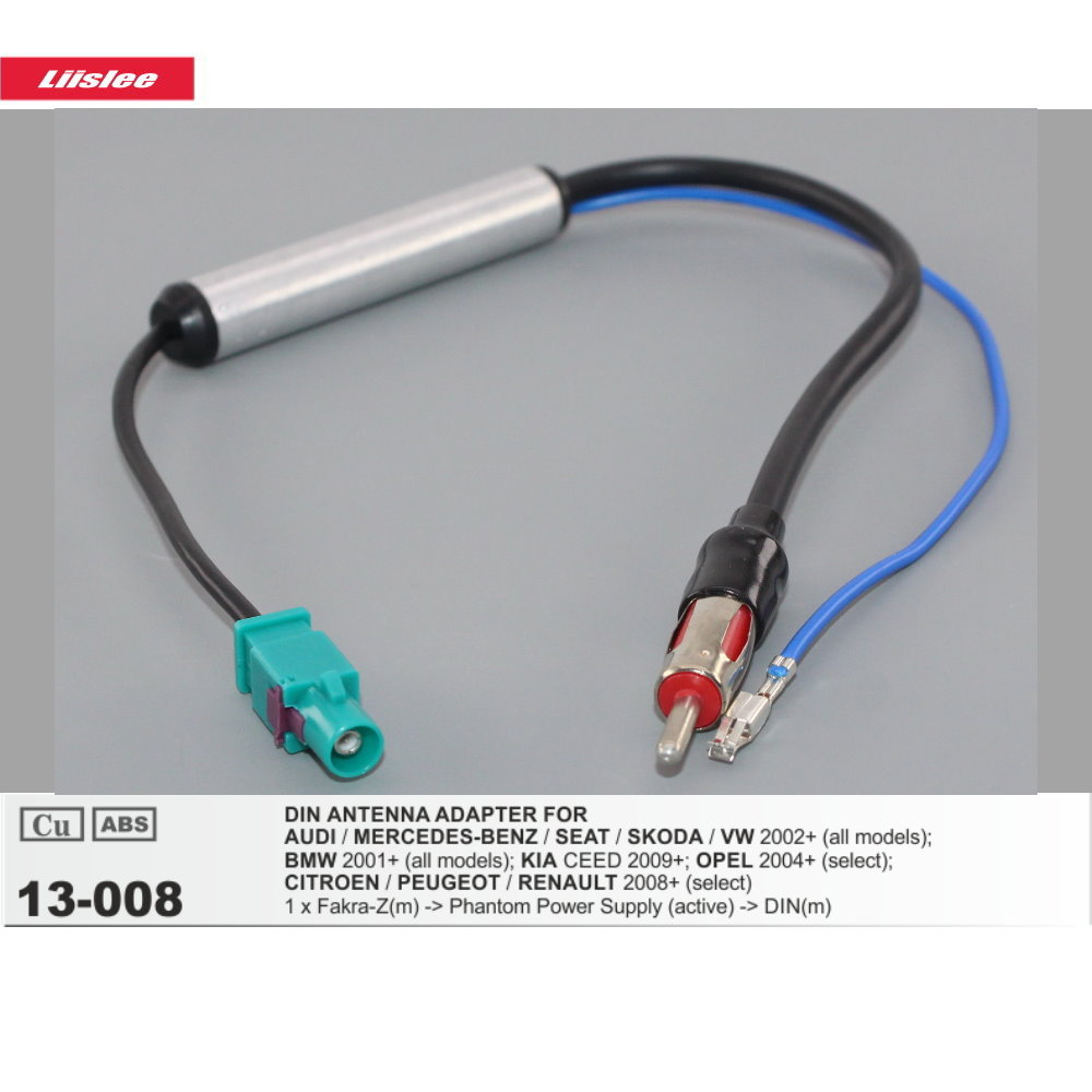 PC5-137 Opel Signum Vectra Tigra Antena din Adaptador