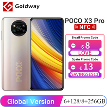 POCO 128GB 6GB WCDMA/LTE/GSM NFC Adaptive Fast Charge Octa Core Side-Mounted/face recognition