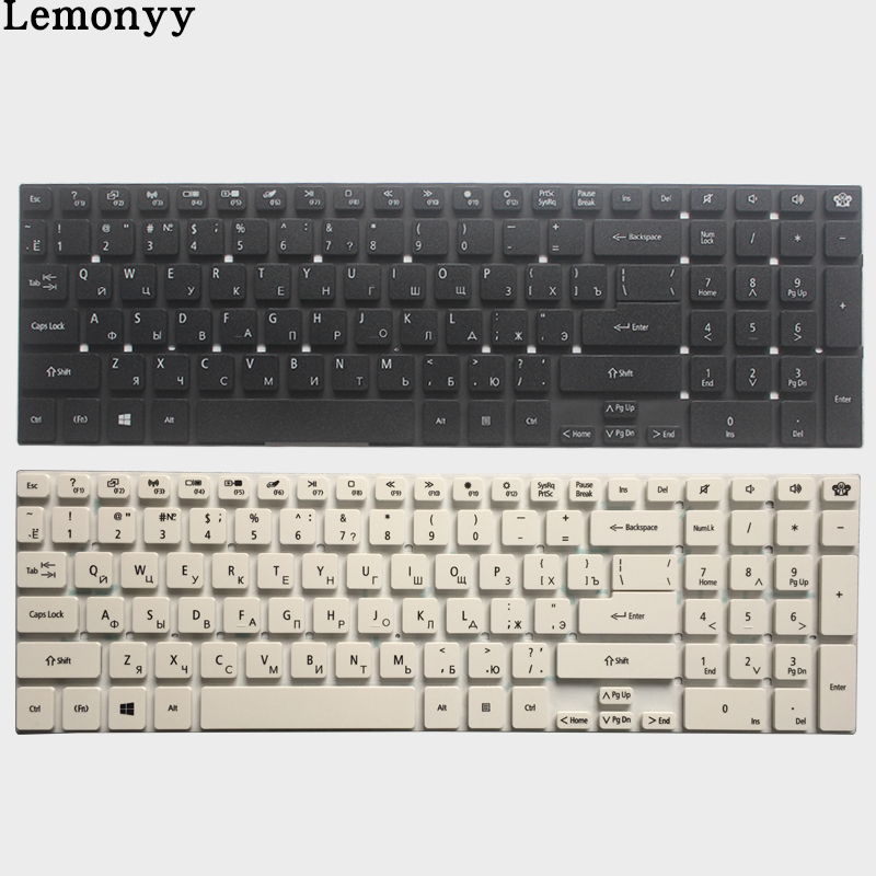 NEW Russian Keyboard For Packard Bell Easynote LV11HC LV44HC TS13HR P5WS0 TS13SB RU Keyboard