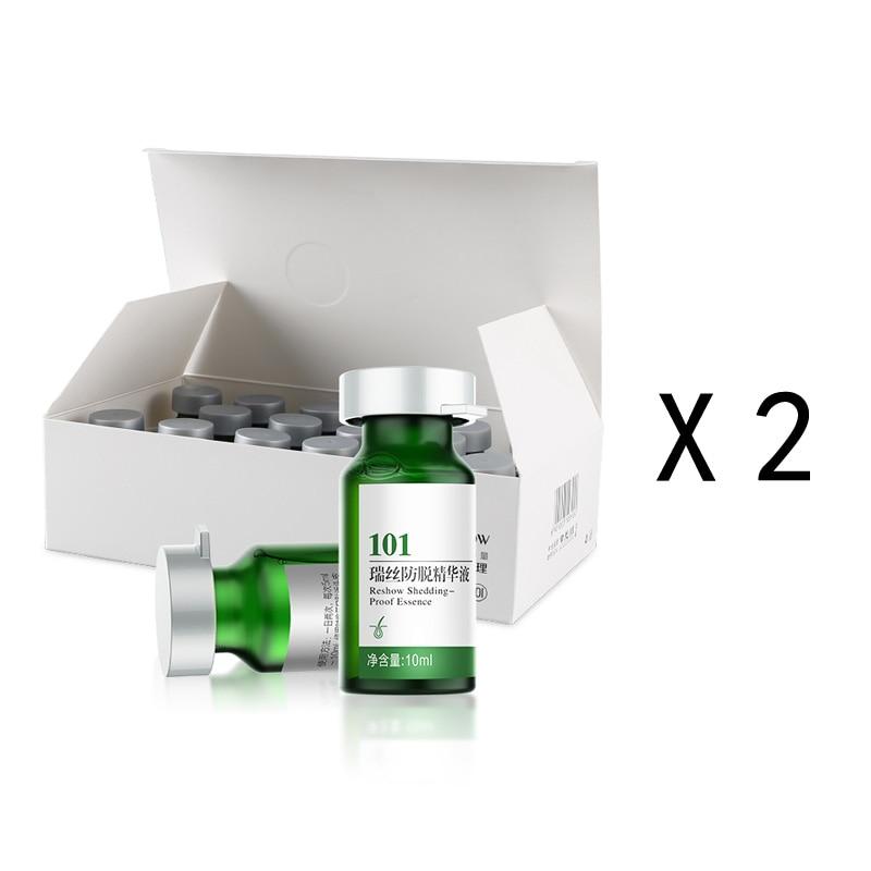 Zhangguang 101 B Formula Hair Tonic 10ml X32 Powerful Anti Hair Loss Chinese Herbal Medicine Therapy Hair Loss Treatment Essence