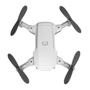 "Image 3 - 2.4G LS MIN RC Drone FPV 480P HD מצלמה Quadcopter רחב זווית מתקפל Quadcopter צעצועי שלט רחוק מל ""טים"